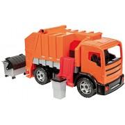 LENA 02166 - Camion Poubelle Orange de 64cm