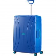 American Tourister Lock 'N' Roll Spinner 69 cm Skydiver Blue