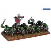 Kings Of War - Goblins: Goblin Rabble Regiment