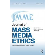 Ethics and New Media Technology by Ralph D. Barney