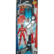 Power Ranger S.P.D Action Figure with Gun For Kids ( with sound )
