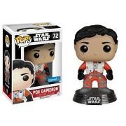 Funko Pop Star Wars Unmasked Poe Dameron Exclusive