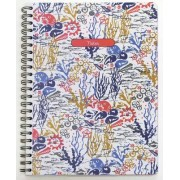 Seasalt: Life by the Sea Large Wire-O-Bound Notebook