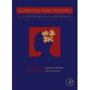 Learning and Memory: A Comprehensive Reference, Four-Volume Set by John H. Byrne