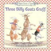 Three Billy Goats Gruff Board by Thea Kliros