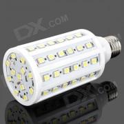 E27 14W 850LM 7000K Cool White Light 72*SMD 5050 LED Corn Bulb (12V)