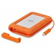 SSD Externo Lacie Rugged Thunderbolt USB C, 1TB, UAB C 2.0, Naranja - para Mac/PC