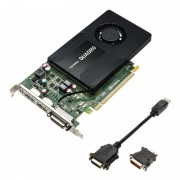 PNY Nvidia Quadro K2200 4GB GDDR5 Dual Dvi DisplayPort Pci-E Graphics