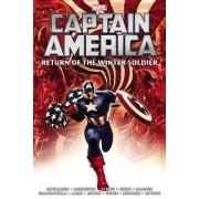 Captain America: Return of the Winter Soldier Omnibus by Ed Brubaker