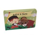 Anton & Boris Finger Puppet Book