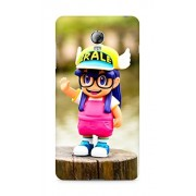 Amez designer printed 3d premium high quality back case cover for Lenovo Vibe P1 (Cute doll)