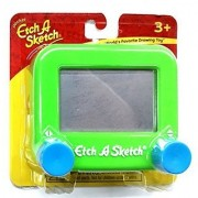 Ohio Art Pocket Etch A Sketch (Green with Blue Knobs) ... Color: Green with Blue Knobs Model: Toys & Games for Kids & Child