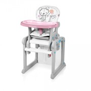 Baby Design - Scaun de masa 2 in 1 Candy