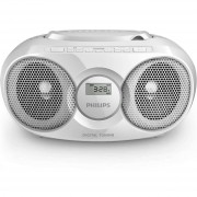 Philips Poste radio CD Philips AZ318W/12 Gris