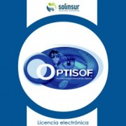 SOFTWARE OPTISOFT LICENCIA ELECTRO GESTION OPTICAS marca SOLINSUR - Inside-Pc