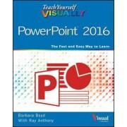 Teach Yourself Visually PowerPoint 2016 by Barbara Boyd