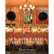 New York Parties by Jamee Gregory