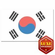Vlaggen van Zuid Korea 100x150 cm