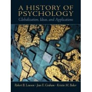 A History of Psychology by Robert B. Lawson