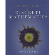 Essentials of Discrete Mathematics by David J. Hunter
