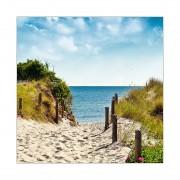 Afbeelding Summer Breeze I - 30x30cm, Pro Art