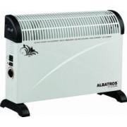 Convector electric Albatros CT-21Turbo 2000W Functie Turbo 3 trepte de putere Alb