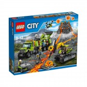 Lego City 60124 Vulkan-Forscherstation