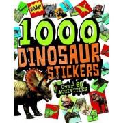1000 Dinosaur Stickers