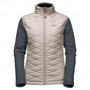 Jack Wolfskin Glen Dale Women - light sand - Fleecejacken XS
