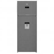 Frigider cu 2 usi RDNE505E20DZX, NeoFrost, 446 l, Clasa A+, H 185 cm, Inox