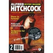 Alfred Hitchcock - Mystery magazine nr. 2 Noiembire 2011
