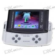 "LCD de 3,0 ""Media Player/jeu Console avec 1.3MP caméra + FM Radio/SD Card Slot/TV Out (8 GB)"