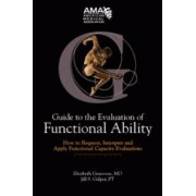 Guide to the Evaluation of Functional Ability by Elizabeth Genovese