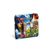 Lego Legends of Chima Swamp Jump, Multi Color