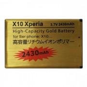 BST -41 3.7V 2000mAh bateria del telefono celular recargable para Sony Xperia X10
