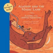 Aladdin and the Magic Lamp/Aladino y La Lampara Maravillosa by Pep Montserrat