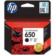 Consumabil HP Cartus 650 Black Ink Cartridge