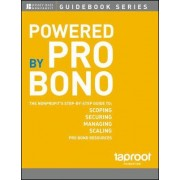 Powered by Pro Bono by Taproot Foundation
