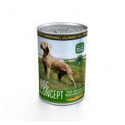 Dog Concept Cons Pasare/vanat/morcovi 415 G