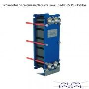 Schimbator de caldura in placi Alfa Laval T5-MFG 27 PL - 450 kW