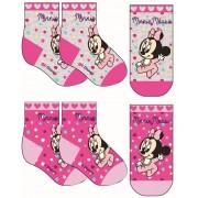 Disney Minnie baba zokni (0-24 hónapig)