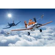 "Fototapet ""avioane Deasupra Norilor"" - Colectia Disney"