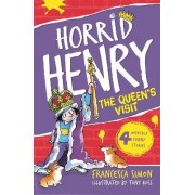 Horrid Henry Meets the Queen by Francesca Simon