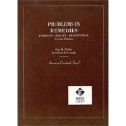 Dobbs and Kavanagh's Problems in Remedies, 2D by Dan B Dobbs
