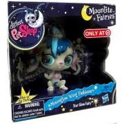 Littlest Pet Shop Moonlite Fairies #2861. Star Glow Fairy with Wings.