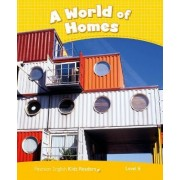 Level 6: A World of Homes CLIL by Nicole Taylor