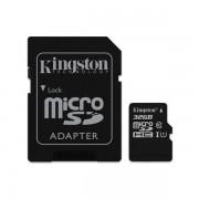 Tarjeta MicroSDHC 32GB Clase 10 UHS-I Kingston SDC10G2/32GB c/adapt