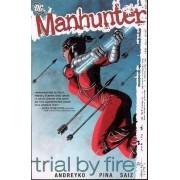 Manhunter: Trial by Fire Vol. 02 by Jesus Saiz