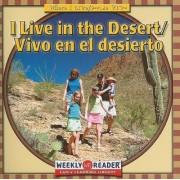 I Live in the Desert/Vivo En El Desierto by Gini Holland
