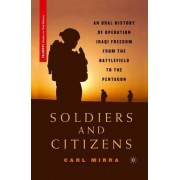 Soldiers and Citizens by Carl Mirra